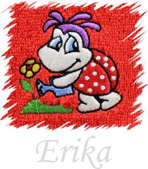 Dětský ručník s výšivkou  - BERUŠKA a jméno